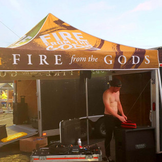 Fire From The Gods (Rock Band)