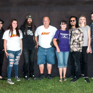 Pop Evil (Rock Band, DBQ County Fair)