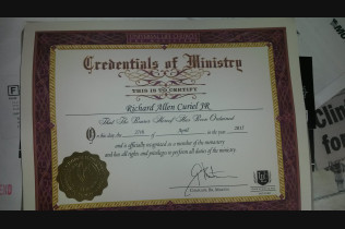 A Certified Ministry to Wed