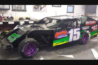 ABC Muzik Race Car Sponsor