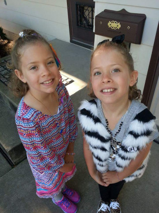 Abie & Brie (Grand Daughters)