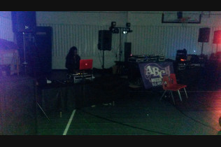 DJ For a College Rap & Dance Event