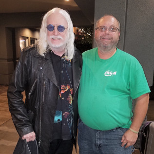 Edgar Winter-Rock Singer