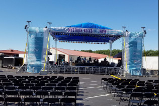 Stage Building